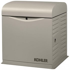 Kohler 12kW Air Cooled Standby Generator Includes OnCue Plus | 12RESV