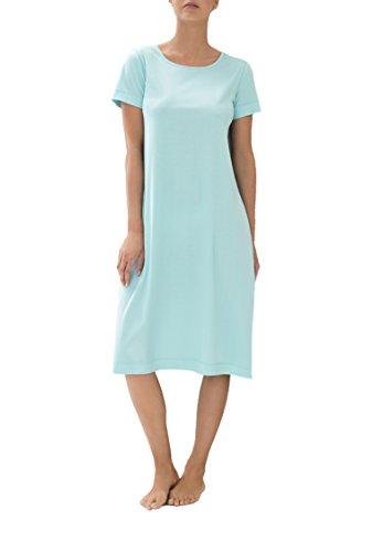 zimmerli - Chemise de nuit - Femme bleu aqua