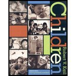 Children (Text Only) (02) by Kail, Robert V [Hardcover (2002)]