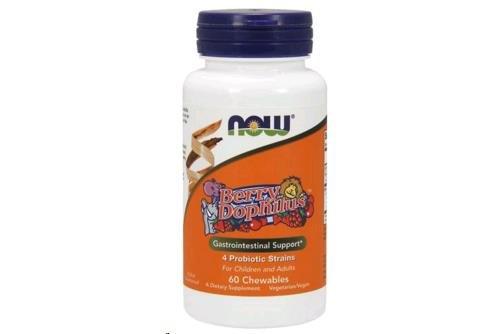 NOW Foods BerryDophilus Chewable Pack
