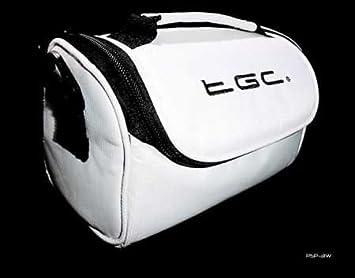 Nuevo Blanco frío bolsa de viaje para Garmin 795 los amigos de aviación Sat Nav y GPS