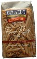 Delallo Organic Penne Rigate Pasta No.36 -- 1 lb by DeLallo