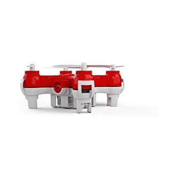 MOTA JETJAT Nano Camera Video Drone with 4-Channel Controller, Red