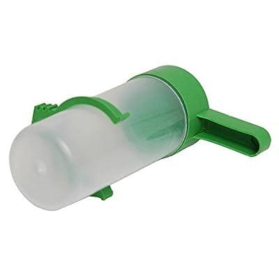 Merssavo Pour Animal domestique d'eau à boire les fontaines, les Billes d'acier automatiquement alimentation Eau bouilloire Bouteille d'eau à suspendre pour chien chiot Chat