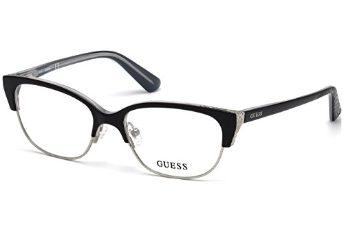 Guess GU2590 C52 Schwarz - Silber