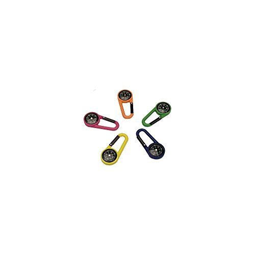 Fun Express Compass Clip (2-Pack of 12)