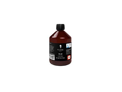 Classic Dampf Base VG/PG 50/50 0 mg Harmonie 500 ml zum selber Mischen von E Liquid/Base für E Zigarette und E Shisha