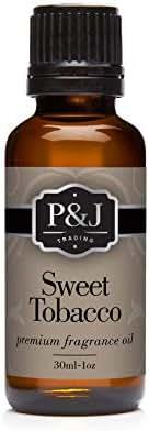 Sweet Tobacco - Premium Grade Scented Oil - 30ml
