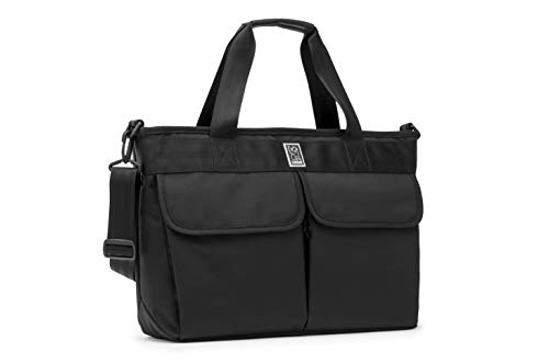 Review Of Chrome Juno Travel Tote 2-in-1 Bag Laptop Briefcase 4 Liter Black