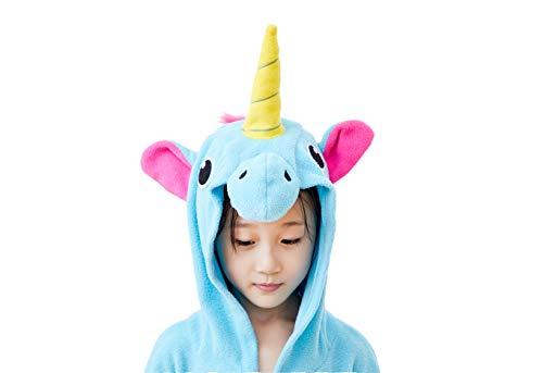 Unicorn Onesie Pajamas Animal Piece Costumes Homewear