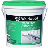Dap 25133 Weldwood Wood Floor Adhesive, Gallon
