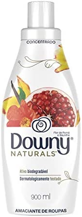 Amaciante Concentrado Downy Naturals Flor De Romã E Baunilha – 900Ml, Downy, 900Ml