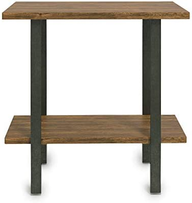 Barnyard Designs 2-Tier End Table