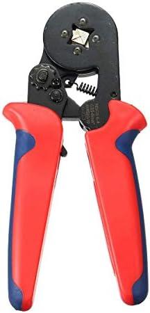 LKB-KB ラチェットフェルールクリンパープライヤー多機能ツールを調整HSC8 6-4A AWG23-10セルフ0.25-6mm²プライヤー ペンチ