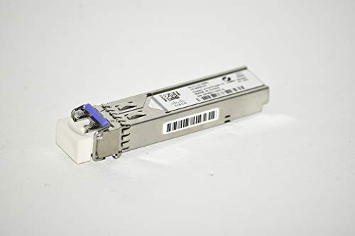 Cisco GLC-LH-SMD-RF SFP (mini-GBIC) transceiver module - 1000Base-LX, 1000Base-LH - LC/PC single mode - plug-in module - up to 6.2 miles - 1310 nm - refurbished