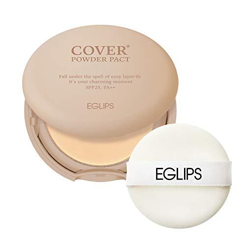 EGLIPS Cover Powder Pact Plus(SPF25/PA++)#21...