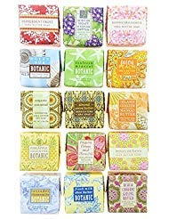 - Soap Sampler Assorted 15 (1.9 oz Bar) Pack Set Made by Greenwich Bay Trading Company