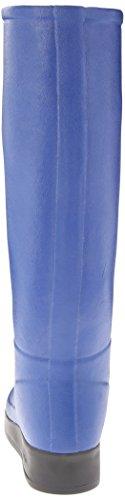 Chaqueta Le Chameau Footwear Paris Ld Jersey Para Lluvia Klein Azul / Negro