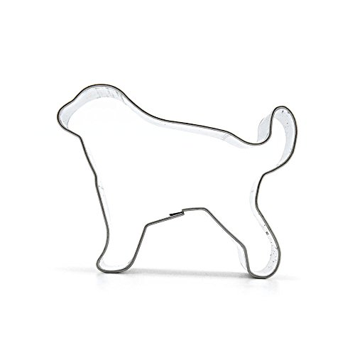 Metal Biscuit Pastry Cookie Cutter Jelly Craft Fondant DIY Kitchen Baking Tool Sandwiches A160 little Dog by ebemallmall Cookie Cutters