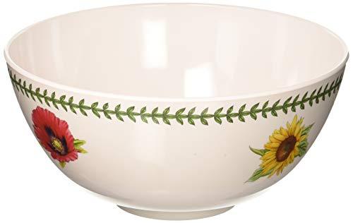 - Portmeirion 625631 Botanic Garden Melamine Bowl, 11