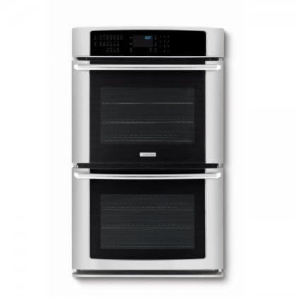 Electrolux EI30EW45JS IQ-Touch 30'' Stainless Steel Electric Double Wall Oven - Convection