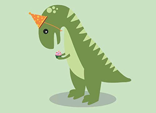 My Dinosaur Birthday: Guest Book for People who love Dinosaurs