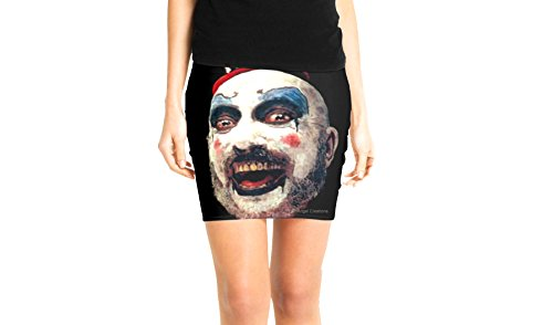 Costume Spaulding Captain Clown (Captain Spaulding Skirt – 7 Sizes)