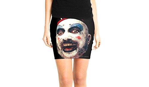 Clown Captain Costume Spaulding (Captain Spaulding Skirt – 7 Sizes)