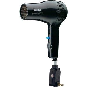 Conair Cord Keeper Hair Dryer 1875 Watt 169BIW