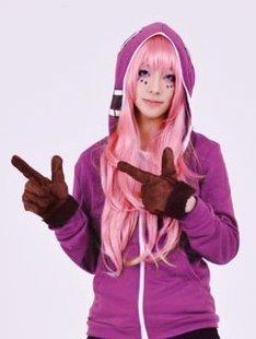 Luka VOCALOID purple M size round [Cosplay] Hatsune Miku Matricaria _ deer Parker (japan import) (Cosplay Shop Online)