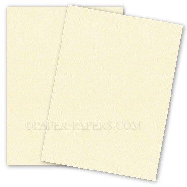 Curious Metallic - WHITE GOLD Card Stock - 92lb Cover - 8.5 x 11 - 25 PK