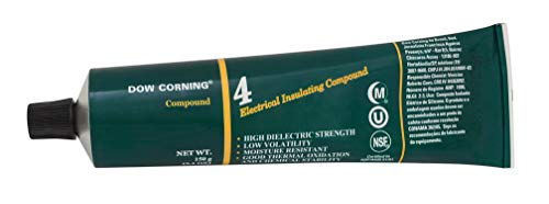 Dow Corning DC 4 Electrical Insulating Compound - 5.3 oz Tube ()