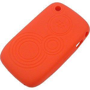 RIM Embossed Skin for Blackberry 8530/9300 - Retail Packaging - Coral