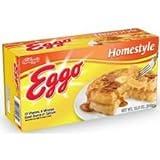 Eggo Homestyle Waffle, 12.3 Ounce - 12 per case.