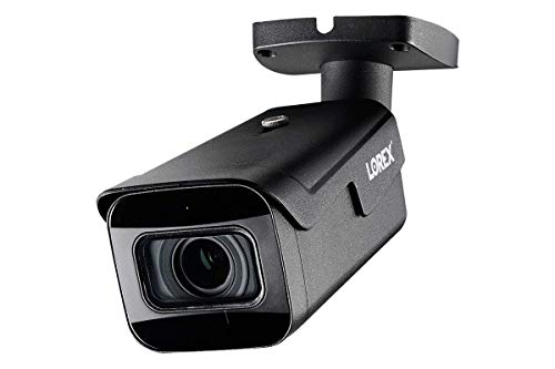 Lorex LNB9272S 4K 8MP 30FPS Vari-Focal 4X Zoom Bullet Camera w/Listen-in Audio ...
