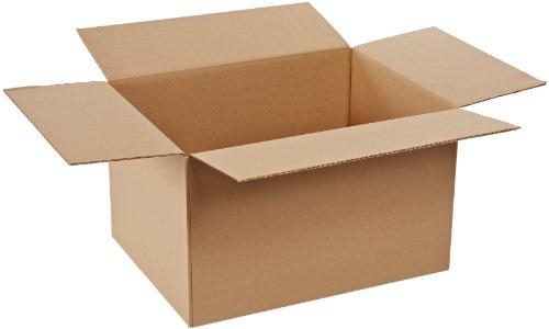 Aviditi 201512 Corrugated Box, 20'' Length x 15'' Width x 12'' Height, Kraft (Bundle of 25) by Aviditi