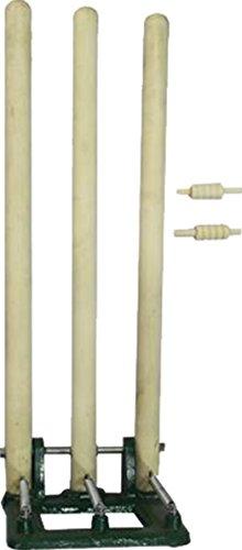 Sportsgearus Official Cricket Spring Stumps by Sportsgearus US