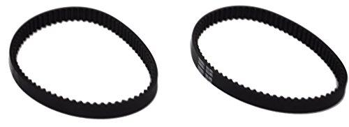 - Eureka Sanitaire Geared Vacuum Belt 155555 2 Pack