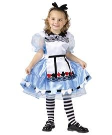 Alice Costume (Toddler Alice In Wonderland Costume)