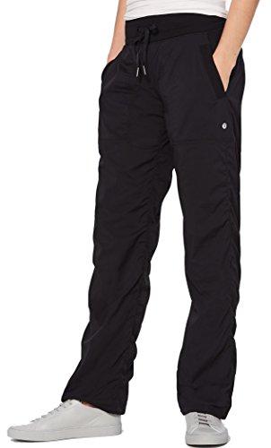 Lululemon Dance Studio Pant Regular Lined Black (4)