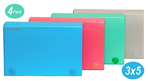 - 1InTheOffice Index Card Case, 3