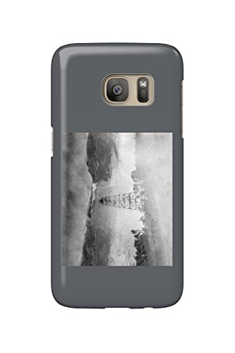 drewrys-bluff-va-signal-tower-at-ft-darling-civil-war-photograph-galaxy-s7-cell-phone-case-slim-bare