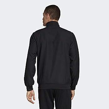 adidas Australia Men's Tiro 19 Presentation Jacket, Black