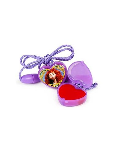 Disneys Brave Lip Gloss Necklaces 4pk