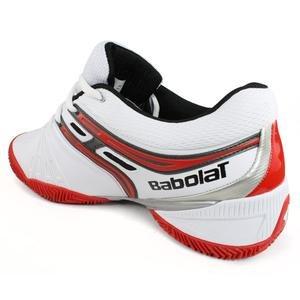Babolat 5 Color Fs11 40 Talla pro V rot silber schwarz Wei㟠Clay UwA10rRUq