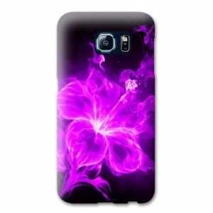 Amazon.com: Case Carcasa LG K4 fleurs - - hibiscus violet N ...