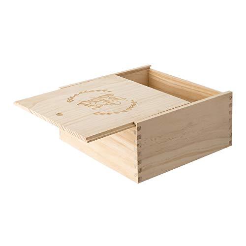 Darice 30039638 - Caja de Recuerdos (Madera)