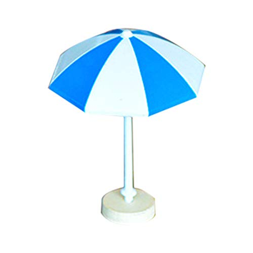 XQXCL Miniature Sun Umbrella DIY Craft Accessory Home Garden Decoration Accessories]()