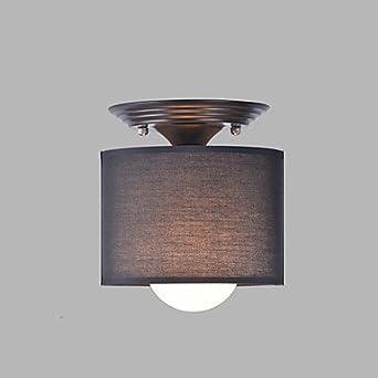 El lujo moderno hot moderna lámpara de techo simple montaje ...