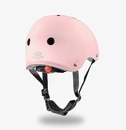 Kinderfeets Kids Adjustable Bike Helmet Helmet for Toddlers